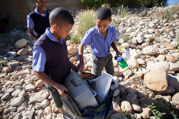 Educational Page About River Clean Up