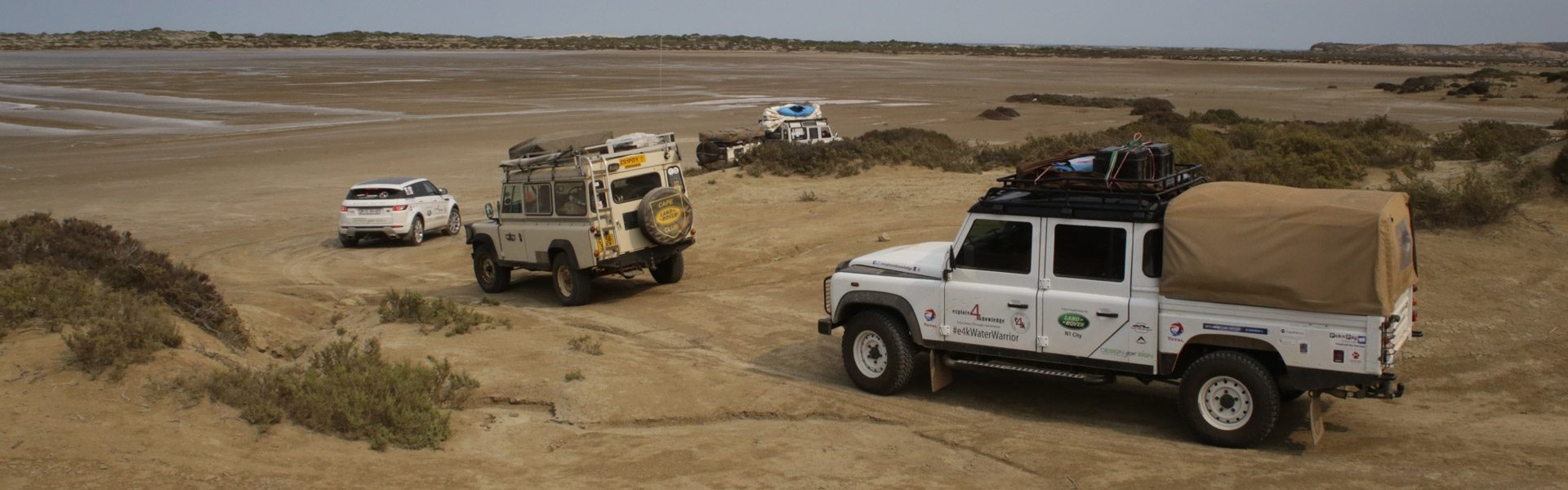 Land Rover Salt Pan 002